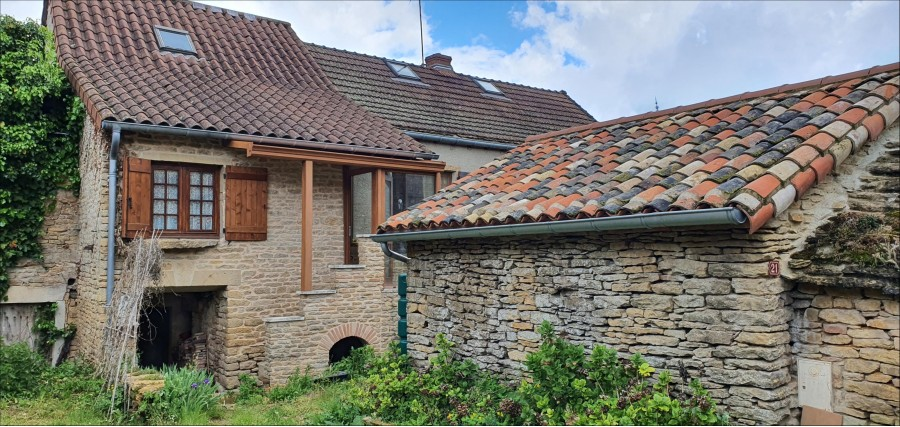 Village house close to Cluny