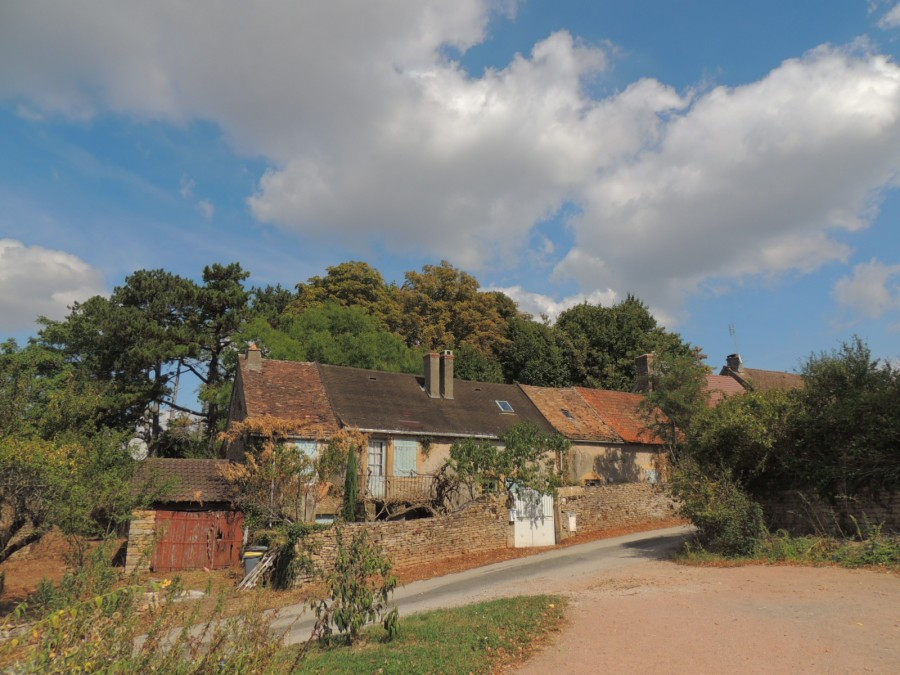 close to Taizé, a lovely old house in need of some work